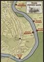 Mapa trasy přívozu | Pražské Benátky