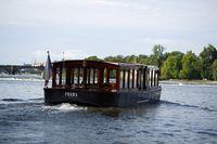Patentní člun Vodouch Zdeňka Bergmana | Pražské Benátky
