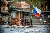 Pražský přívoz Vyšehrad | Pražské Benátky