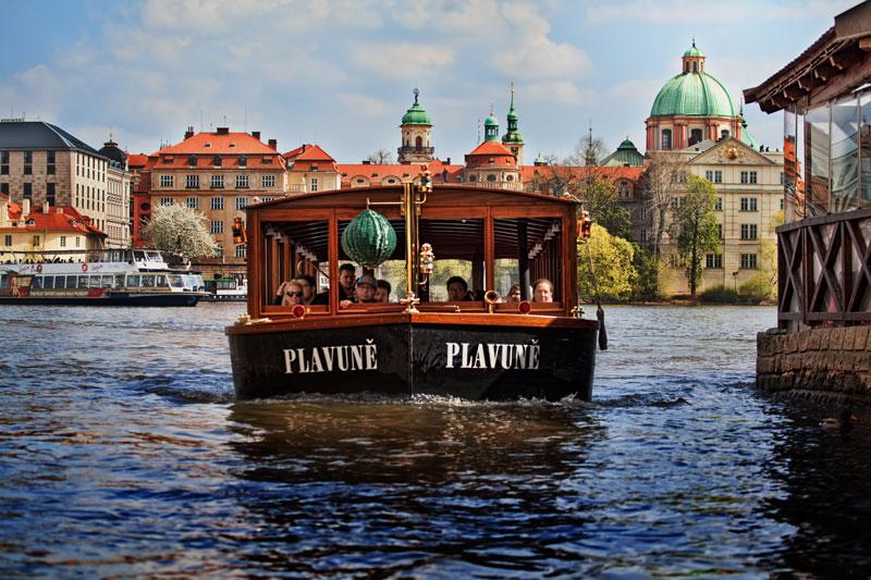 Pracovní místo: KAPITÁN / PŘEVOZNÍK | Pražské Benátky