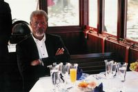 Morgan Freeman v Pražských Benátkách | Pražské Benátky